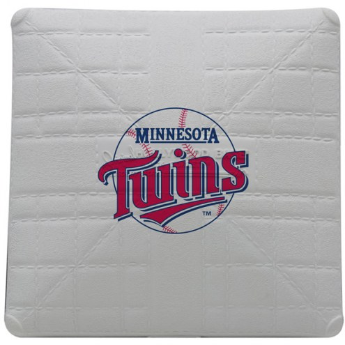 Minnesota Twins Schutt MLB Mini Baseball Base