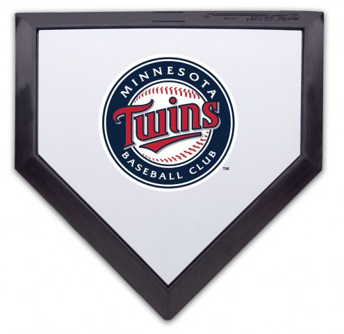 Minnesota Twins Schutt MLB Mini Home Plate