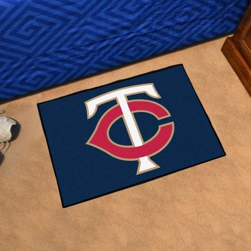 Minnesota Twins Starter Rug