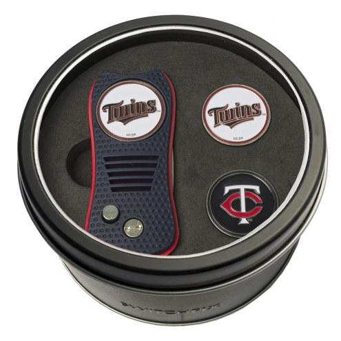 Minnesota Twins Switchfix Golf Divot Tool & Ball Markers