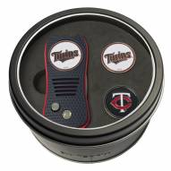 Minnesota Twins Switchfix Golf Divot Tool & Ball Markers