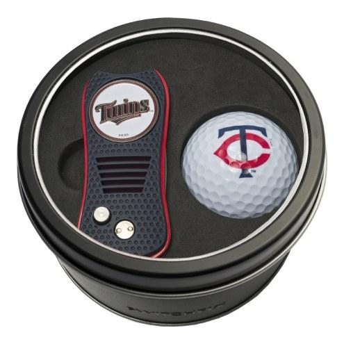 Minnesota Twins Switchfix Golf Divot Tool & Ball