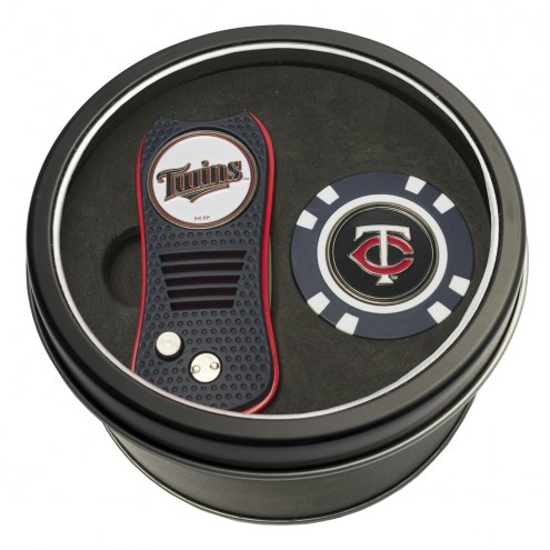 Minnesota Twins Switchfix Golf Divot Tool & Chip