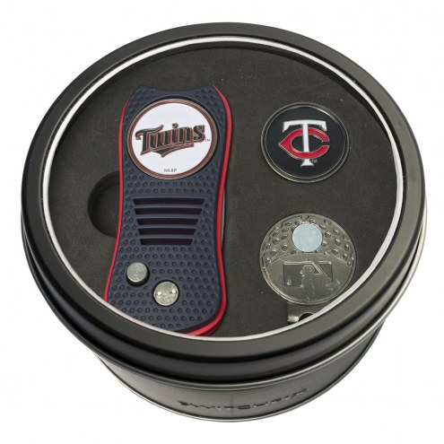 Minnesota Twins Switchfix Golf Divot Tool, Hat Clip, & Ball Marker