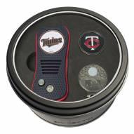 Minnesota Twins Switchfix Golf Divot Tool, Hat Clip, & Ball Marker