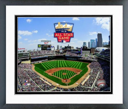 Minnesota Twins Target Field All-Star Game Framed Photo
