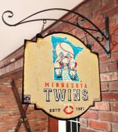 Minnesota Twins Tavern Sign