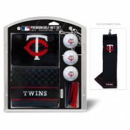 Minnesota Twins Golf Gift Set