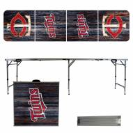 Minnesota Twins Victory Folding Tailgate Table