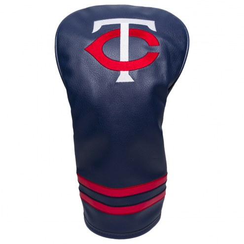 Minnesota Twins Vintage Golf Driver Headcover