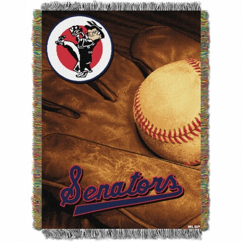 Minnesota Twins Vintage Throw Blanket