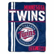 Minnesota Twins Walk Off Throw Blanket