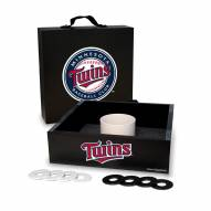 Minnesota Twins Washer Toss Game Set
