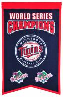 Minnesota Twins Champs Banner