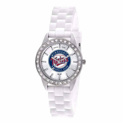 Minnesota Twins Women's Frost Watch