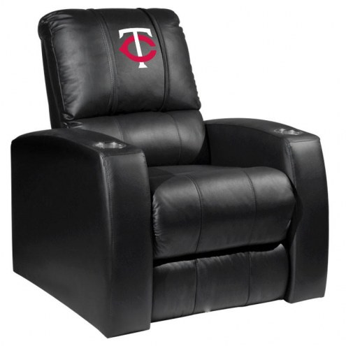 Minnesota Twins XZipit Relax Recliner with Secondary Logo