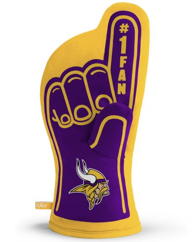 Minnesota Vikings #1 Fan Oven Mitt