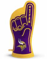 Minnesota Vikings #1 Fan Oven Mitt