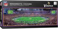 Minnesota Vikings 1000 Piece Panoramic Puzzle