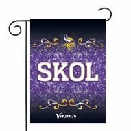 "Minnesota Vikings 13"" x 18"" Garden Flag"