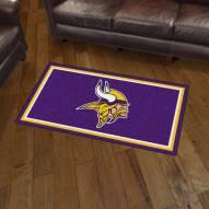 Minnesota Vikings 3' x 5' Area Rug