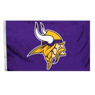 Minnesota Vikings 3' x 5' Logo Flag