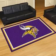 Minnesota Vikings 5' x 8' Area Rug