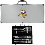 Minnesota Vikings 8 Piece Tailgater BBQ Set