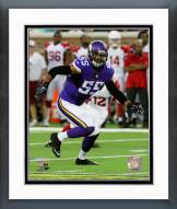 Minnesota Vikings Anthony Barr Action Framed Photo