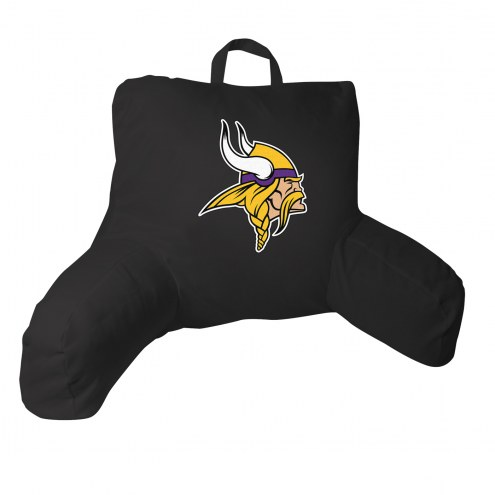 Minnesota Vikings Bed Rest Pillow