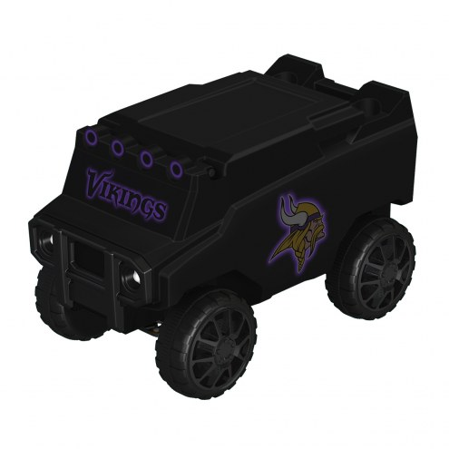 Minnesota Vikings Blackout Remote Control Rover Cooler