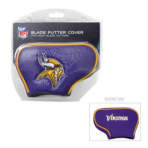 Minnesota Vikings Blade Putter Headcover