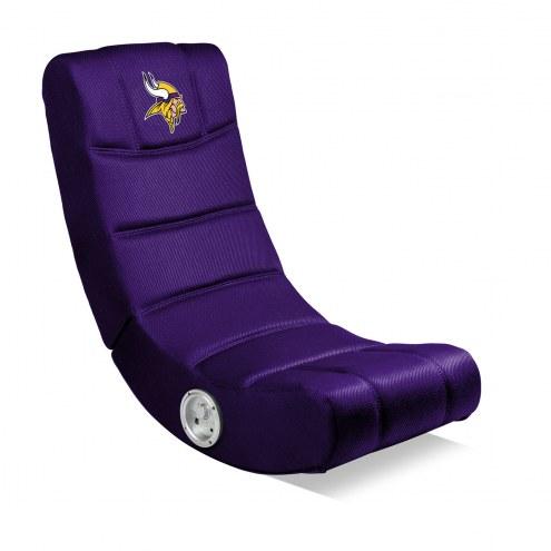 Minnesota Vikings Bluetooth Gaming Chair