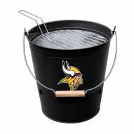 Minnesota Vikings Bucket Grill