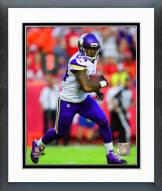 Minnesota Vikings Captain Munnerlyn Action Framed Photo