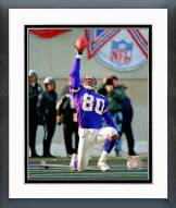 Minnesota Vikings Chris Carter Action Framed Photo