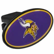 Minnesota Vikings Class III Plastic Hitch Cover