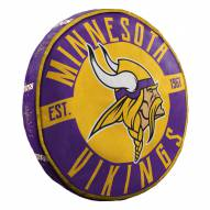 Minnesota Vikings Cloud Travel Pillow