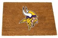 Minnesota Vikings Colored Logo Door Mat