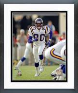 Minnesota Vikings Cris Carter Action Framed Photo