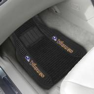 Minnesota Vikings Deluxe Car Floor Mat Set