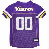 Minnesota Vikings Dog Football Jersey