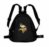 Minnesota Vikings Dog Mini Backpack