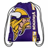 Minnesota Vikings Drawstring Backpack