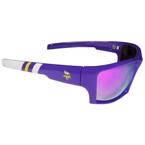 Minnesota Vikings Edge Wrap Sunglasses