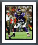 Minnesota Vikings Eric Kendricks Action Framed Photo