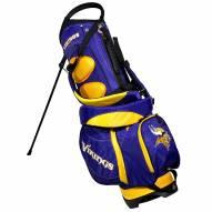 Minnesota Vikings Fairway Golf Carry Bag