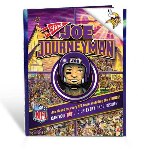 Minnesota Vikings Find Joe Journeyman Book