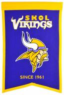 Minnesota Vikings Franchise Banner