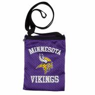 Minnesota Vikings Game Day Pouch